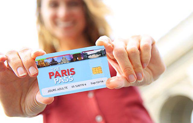 استفاده از کارت Paris Pass - دانلود کتاب راهنمای سفر به پاریس