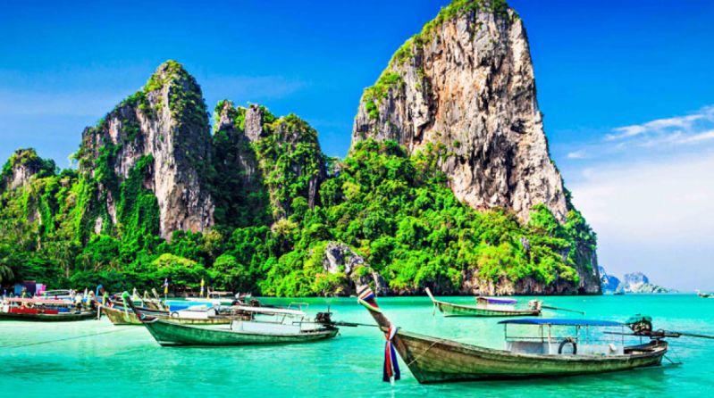 چشم انداز پاتایا فوق العاده زیبا است! سفر به پاتایا تایلند