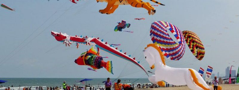 فستیوال بادکنک ها در سفر به بالی بدون تور