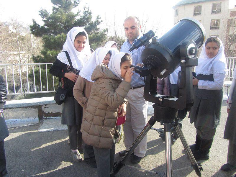 رصدخانه آموزشی زعفرانیه
