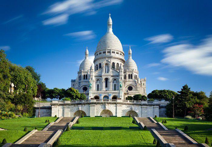 در مسافرت به پاريس حتما از کلیسای سکره کور دیدن فرمایید.