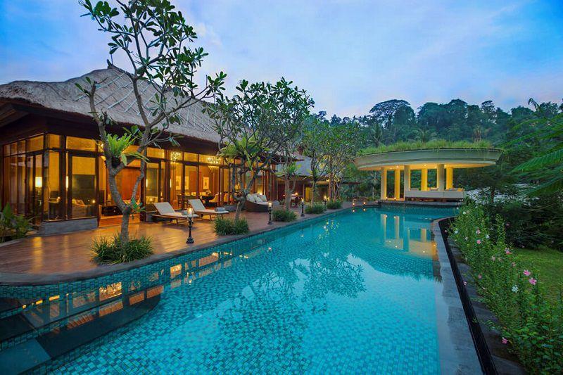 خانه های بالی استخردار هستند - جاهاي ديدني بالي