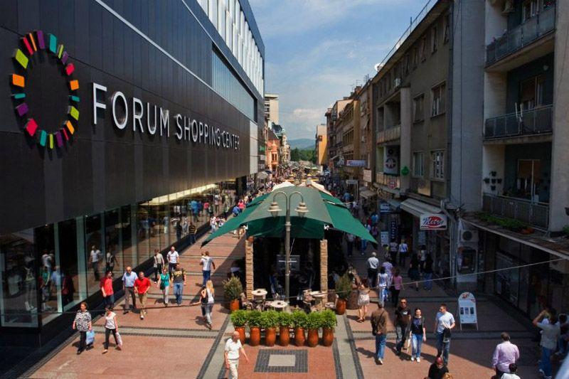 شهر نیش از اماکن دیدنی صربستان