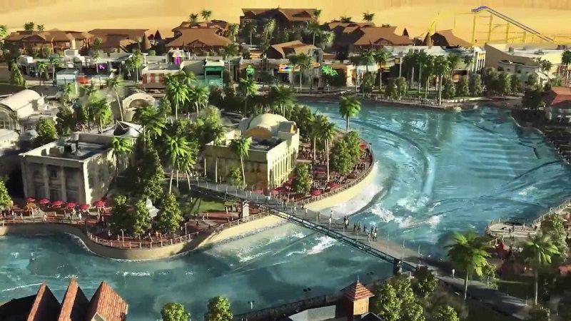 در مسافرت به دبي حتما سری به پارک و تفرج گاه دبی (Dubai Parks and Resorts) بزنید.