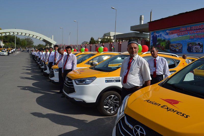 حمل و نقل هنگام سفر به تاجیکستان در نوروز