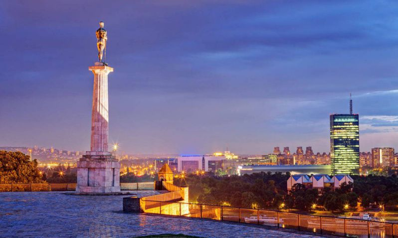 ویکتور کالمگدان را حتما ببینید! چرا که سفر به صربستان ویزا نمی خواهد!