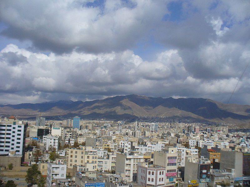 جاهای دیدنی کرج تهران