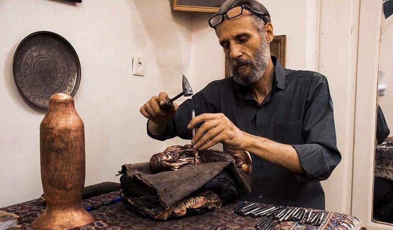 از بهترین سوغات تبریز صنایع دستی است.