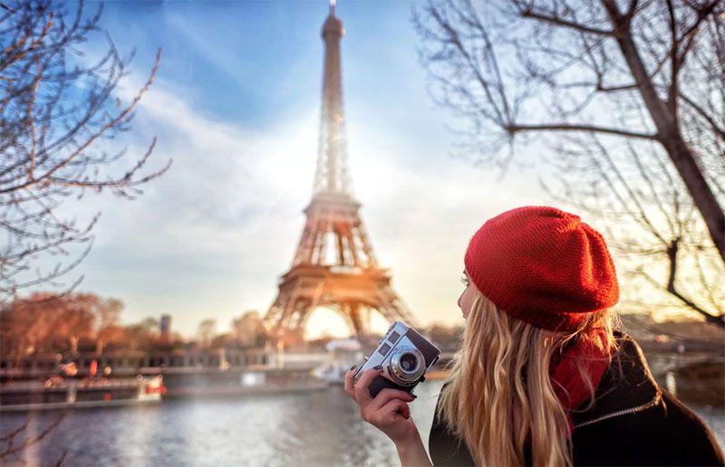 راهنمای سفر ارزان به پاریس
