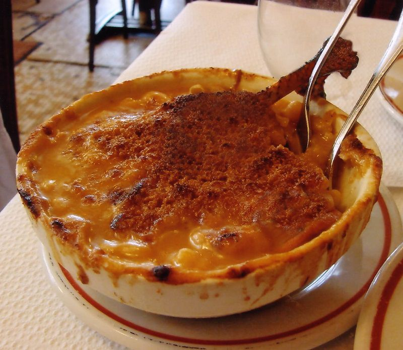 کاسوله از دیگر غذاهای پاریسی