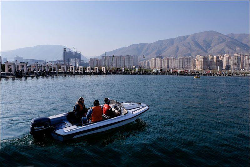 درياچه چيتگر تهران
