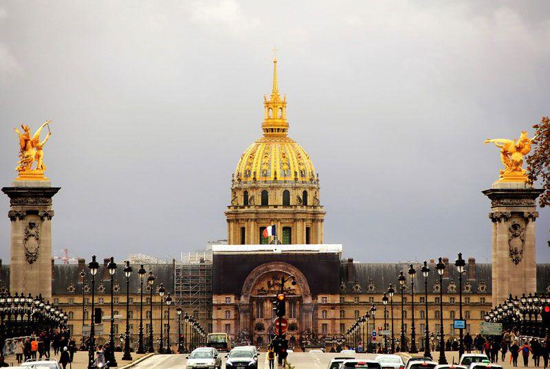 لزنولید - تصاویر جاهای دیدنی پاریس