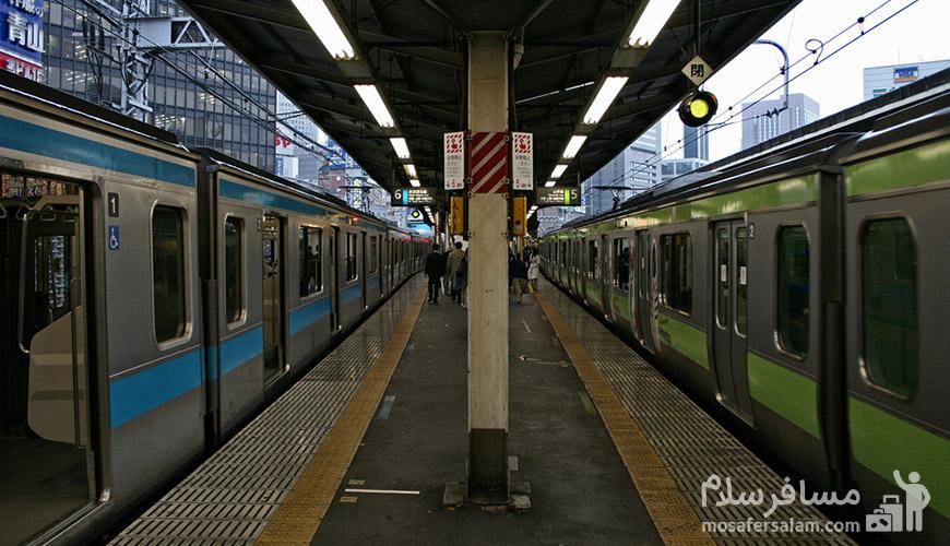 سفر با قطار, رزرواسیون مسافر سلام