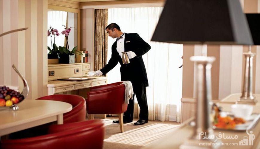 خدمات VIP در هتل ها, مسافر سلام