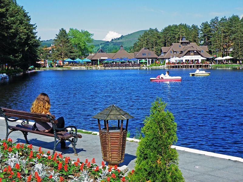 کوهستانهای Zlatibor و Zlatar - عکس جاهای دیدنی صربستان