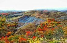 زیباترین مناطق ایران برای دیدن برگ های پاییزی