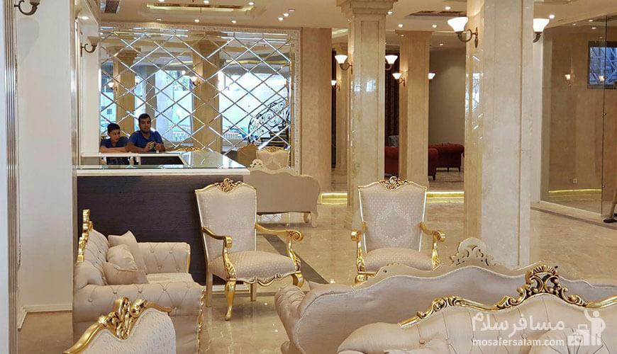 لابی, هتل نسیم مشهد