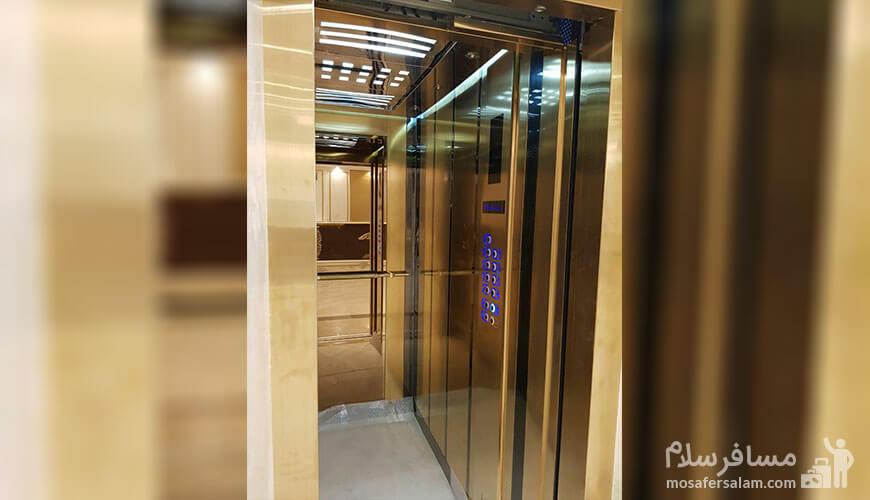آسانسور هتل نسیم