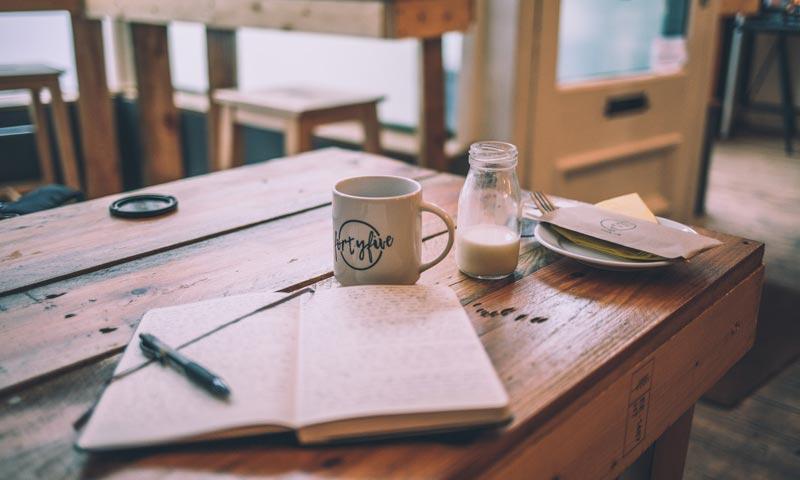تکنیک چهارم: در زمانهای متفاوتی بنویسید