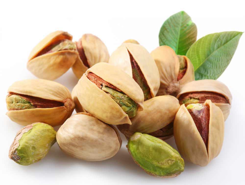 پسته یکی از سوغات ایران برای آمریکا