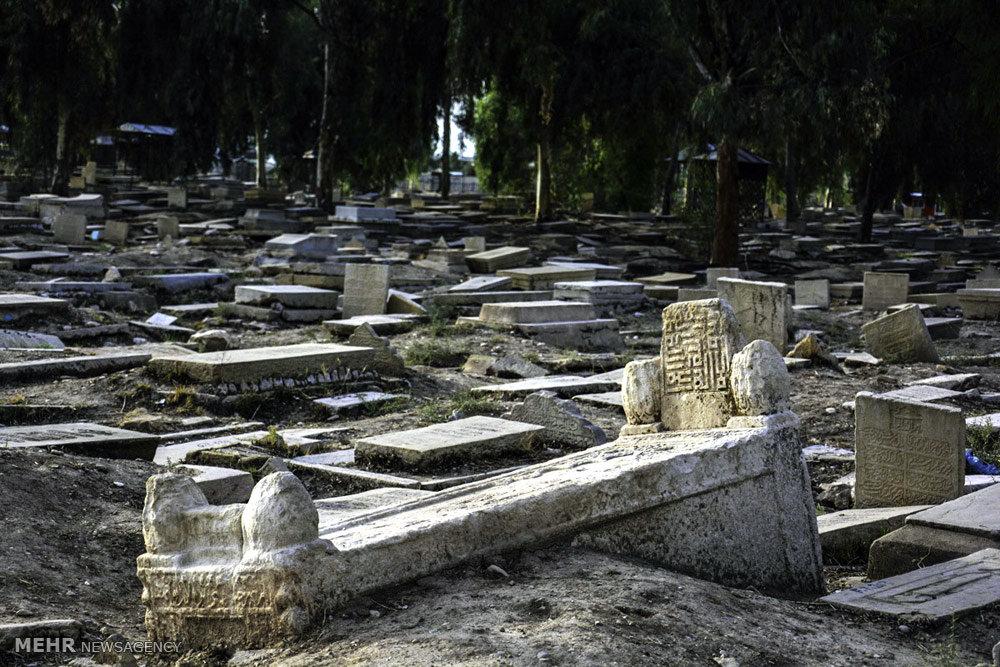 عجیب ترین قبرهای ایران