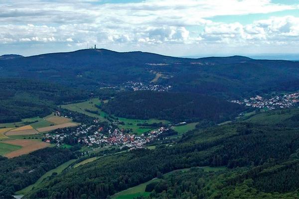 جاهای دیدنی آلمان ، ۱۵ مکان گردشگری در آلمان