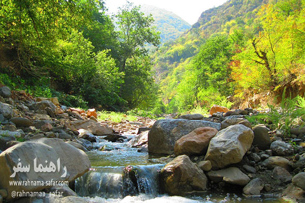 جاهای دیدنی استان گلستان در بهار