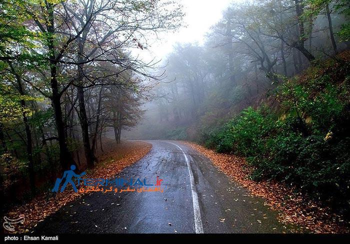 جاهای دیدنی استان گلستان در فصل پاییز