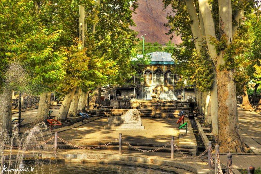 جاهای دیدنی همدان در پاییز