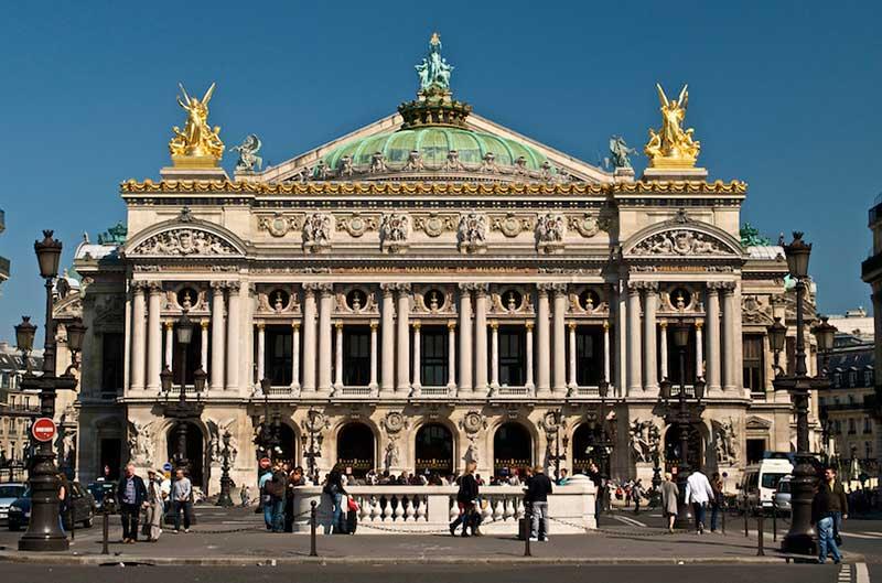 جاهای دیدنی پاریس