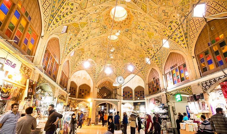 مکان های تفریحی رایگان در تهران