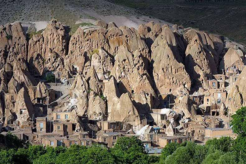 کوله گردی یا بک پکری در ایران