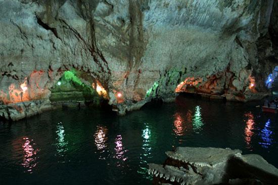غار آبی سهولان مهاباد، غاری عجیب در دل آذربایجان غربی