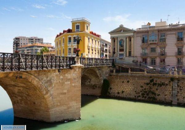 جاهای دیدنی مورسیا اسپانیا ، عکس های جاذبه های گرشگری مورسیا