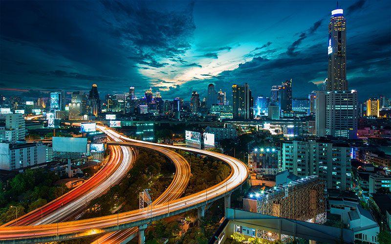 اگر قصد سفر به تایلند با بچه را دارید، حتما از جای جای بانکوک بازدید فرمایید.