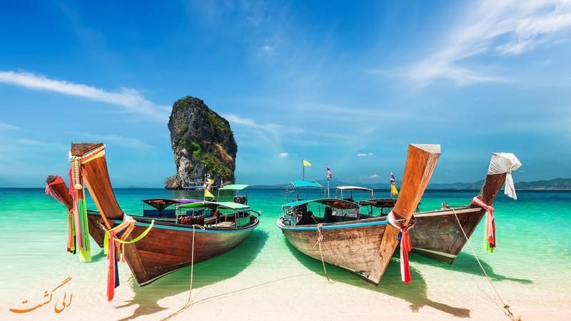 چرا باید از کوه فانگان  در تایلند دیدن کنید؟