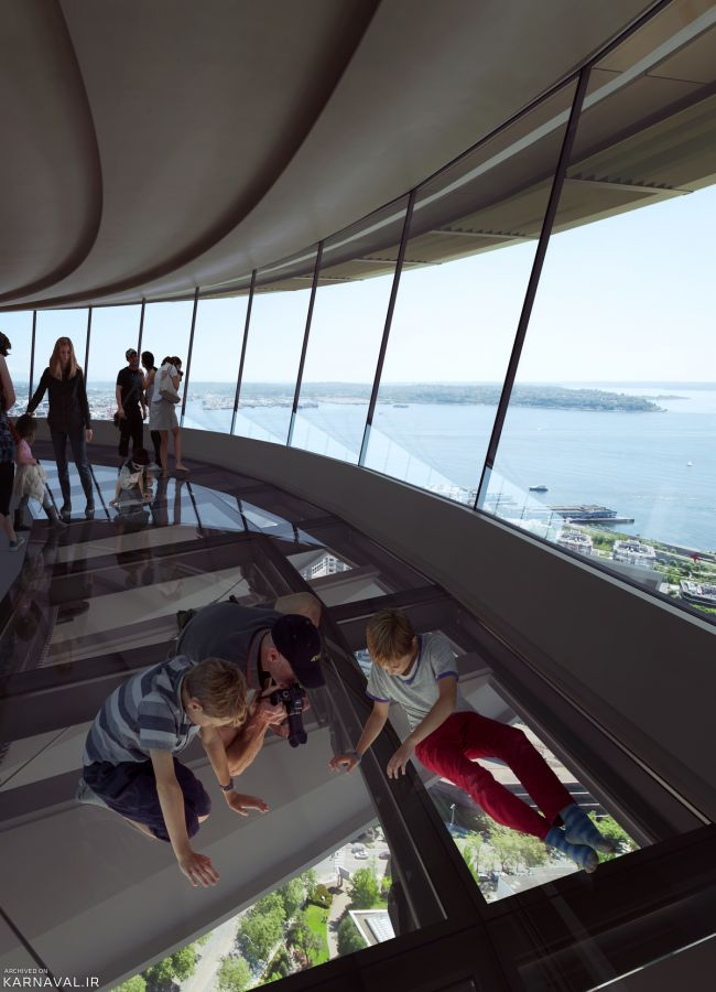آشنایی با برج سوزن فضائی سیاتل