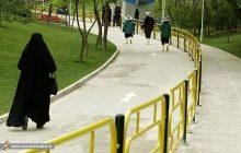 معرفی پارک بهشت مادران (بوستان بهشت مادران) + تصاویر زیبای آن