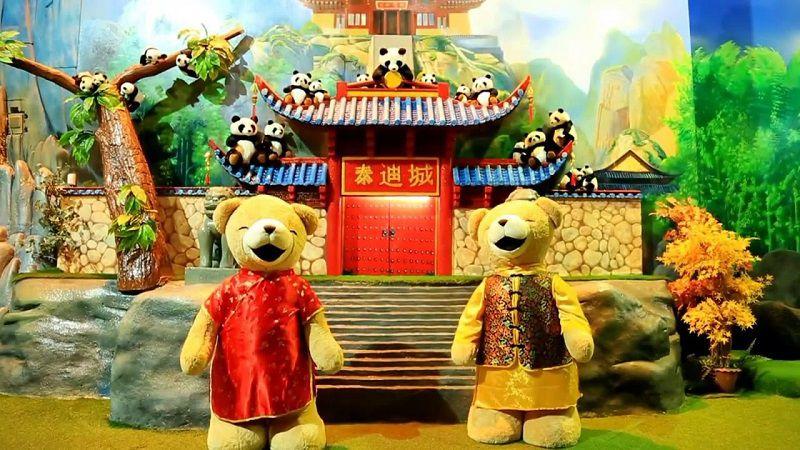 موزه تدی یا خرس عروسکی پاتایا - سفر به پاتایا با خانواده