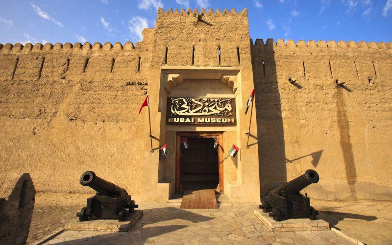 موزه دبی از جاهایی که در سفر به دبی با تور باید دید.