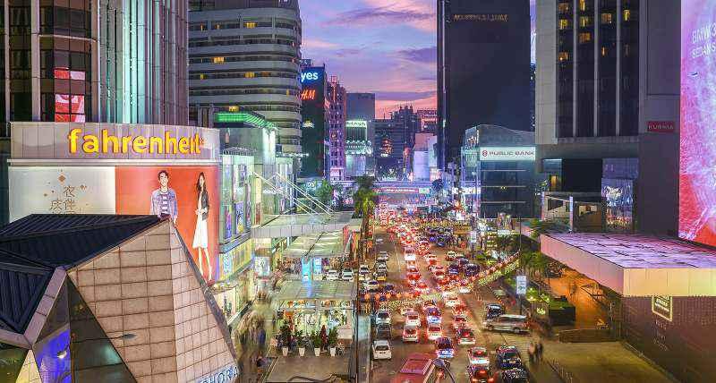 سفر به مالزی با تور