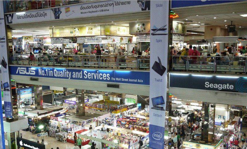 در مسافرت به تايلند حتما سری به فروشگاه لوازم کامپیوتری پن تیپ بزنید.