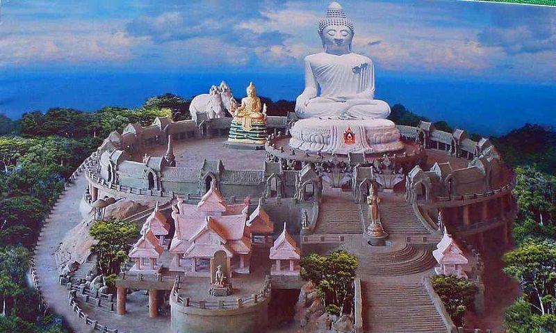 از جاهای دیدنی تایلند پوکت بسیار معروف می باشد.