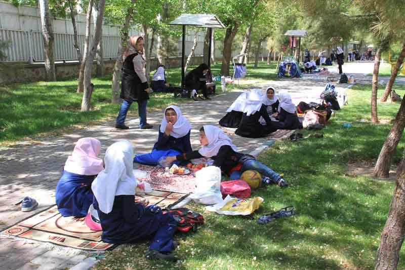 مشهورترین پارک های تهران