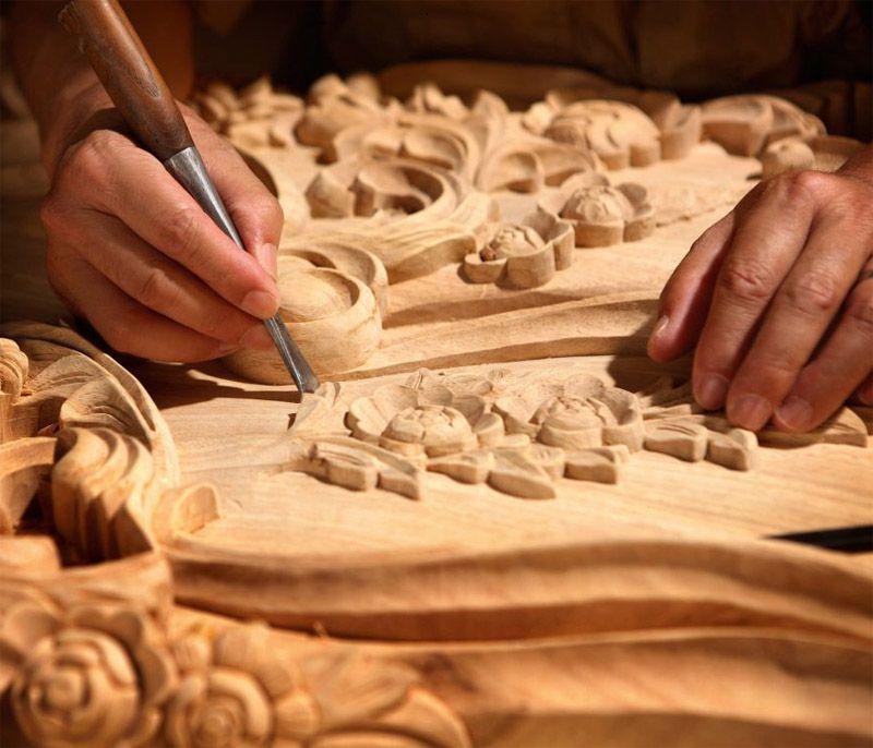 معرق کاری از زیباترین سوغات شیراز صنایع دستی