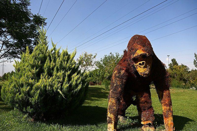 پارک بازیافت تهران کجاست
