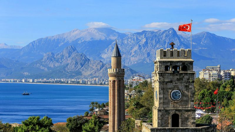 جاهای دیدنی آنتالیا ترکیه