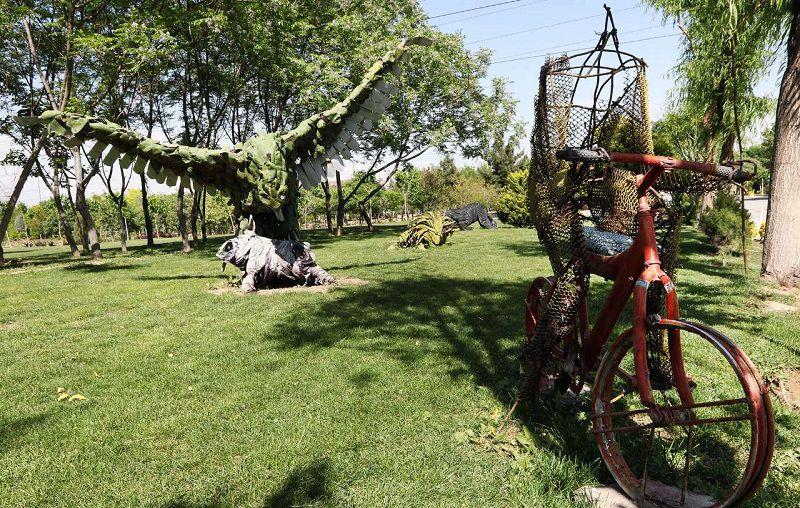پارک بازیافت تهران آدرس: علی آباد جنوبی، بلوار ابریشم