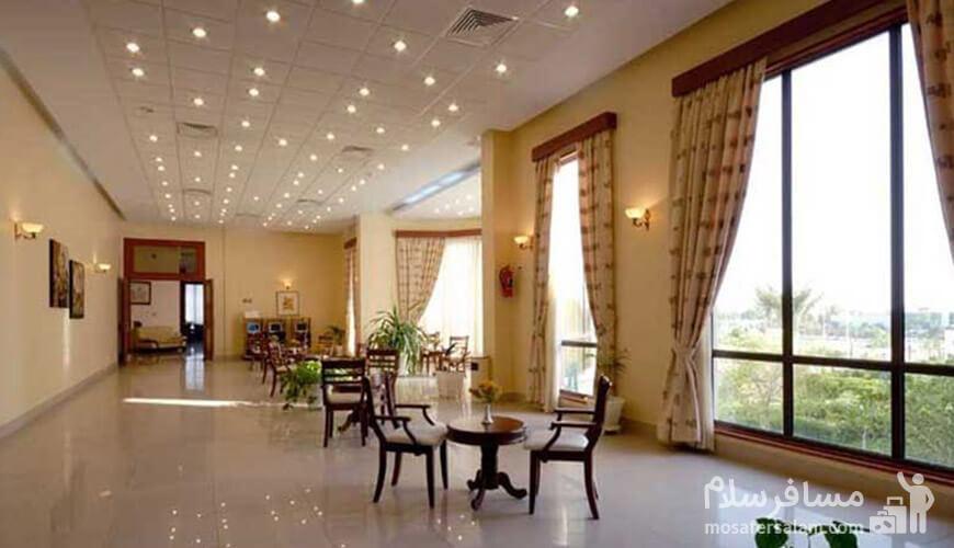 هتل گراند کیش, رزرواسیون مسافر سلام