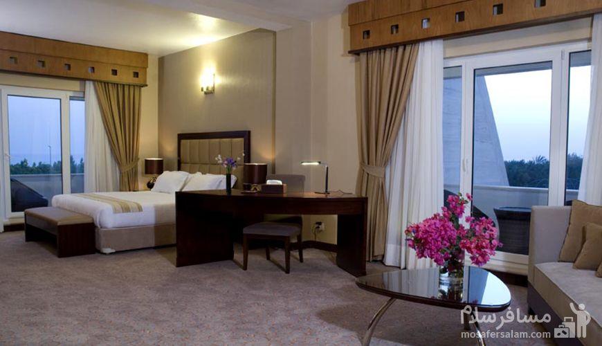 سوئیت هتل مارینا پارک کیش